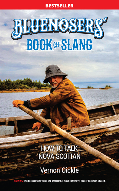 Bluenosers Book of Slang sm