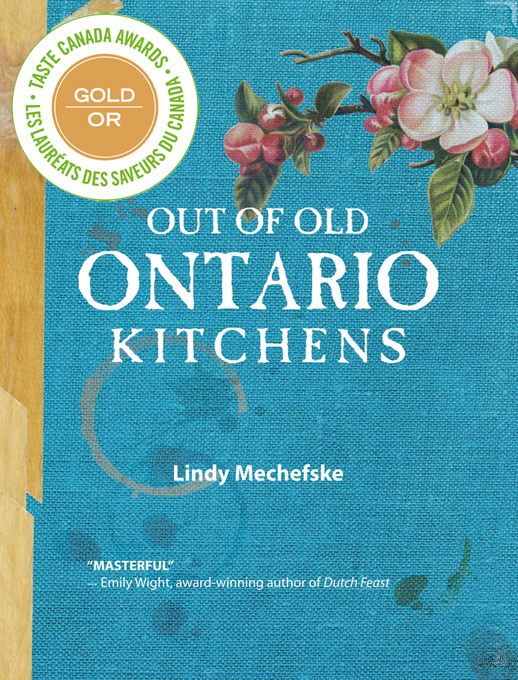 OOO Ontario Kitchens Cover Gold medal